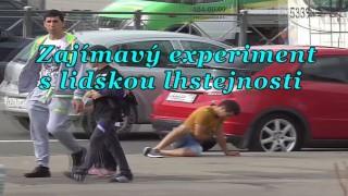 Velmi zajímavý film, který připravili ruští youtubeři Rakamakafo. V experimentu ověřovali reakce kolemjdoucích při pohledu na člověka, který leží na zemi a drží se za břicho. Podobných filmů již bylo […]