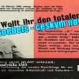 Říšský ministr propagandy hitlerovského Německa může být považován za mistra manipulace. Přinášíme záznam projevu, který držel k vybraným českým novinářům dne 11. září 1940. Redakční komentář Ondřeje Féra: Poznamenejme, že […]