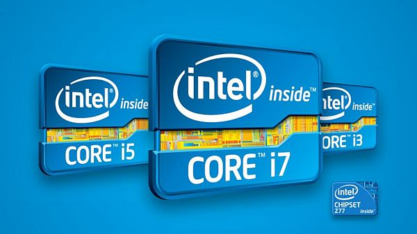 Procesory INTEL Core