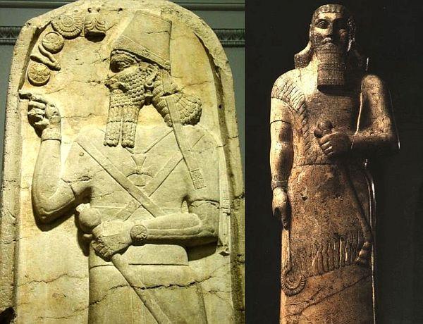 Brána sumerských bohů