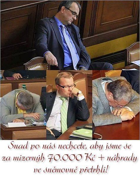 placený_spaní