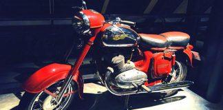 Moto Jawa 350