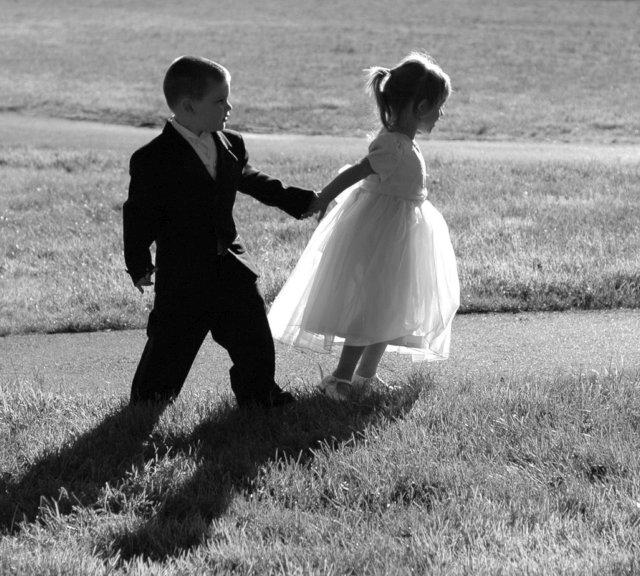 Svatby dětí