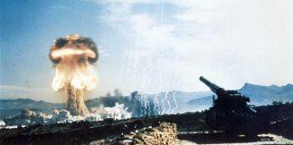 Výbuch jaderné zbraně