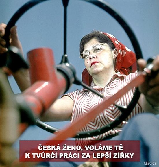MarksovaTraktoristka