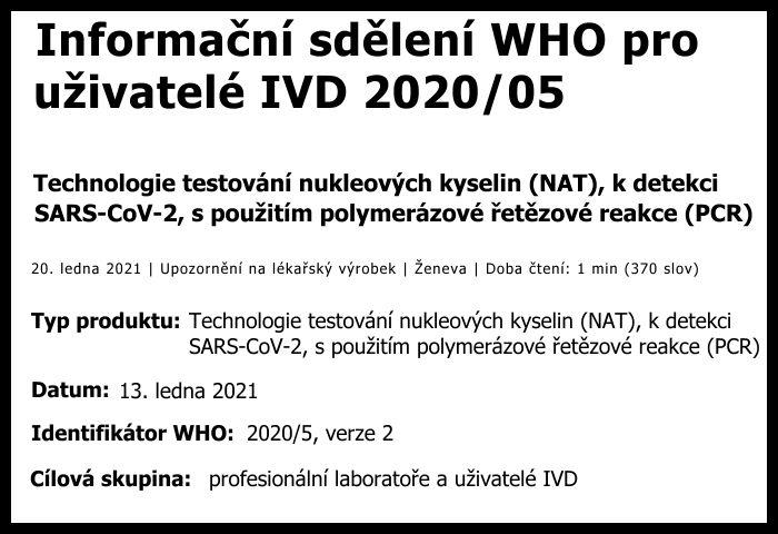 Směrnice WHO